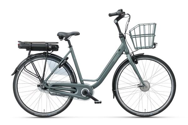 grå damcykel