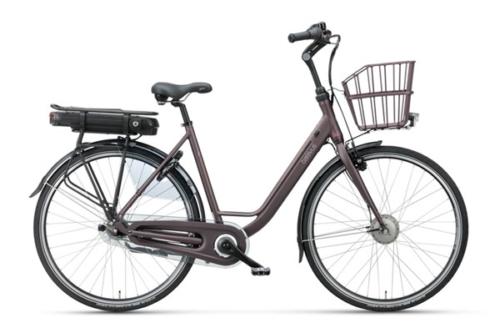brun damcykel